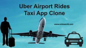 Airport Taxi App Clone Development