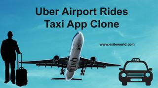 Airport Taxi App Clone Development