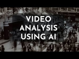 Artificial Intelligence (AI) Based Video Analytics – YouTube