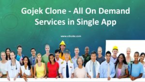 Gojek Clone – All On Demand Services in Single App