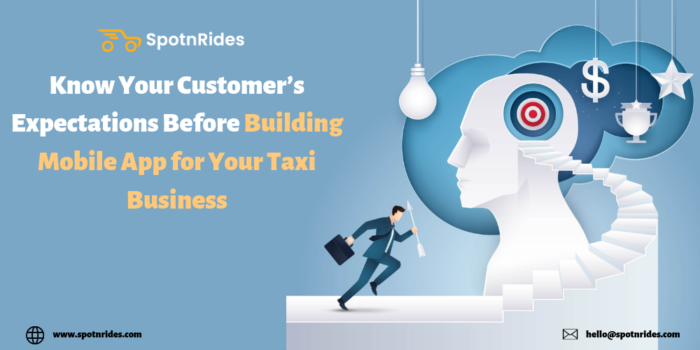 Know Your Customer's Expectations Before Building Mobile App for Your Taxi Business – Spot ...