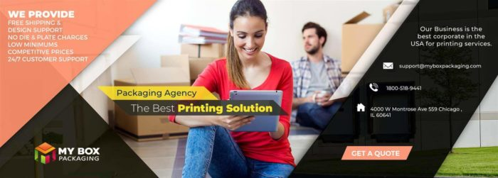 Design your own custom boxes and Packaging place your order. MyBoxPackaging offers Custom Printe ...