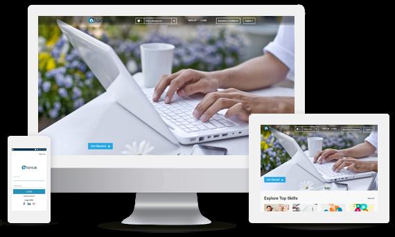 Nlance™- Freelance Marketplace Software, Freelance Marketplace App, Freelance Marketplace Platfo ...