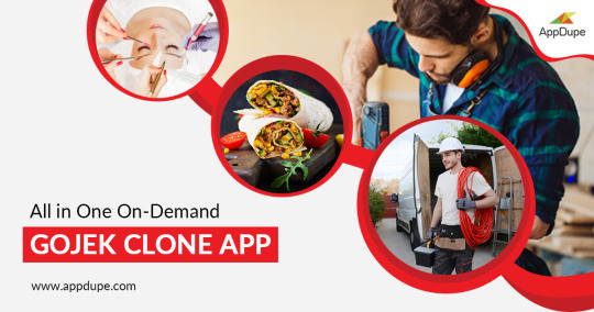 Why service providers need an app like Gojek?