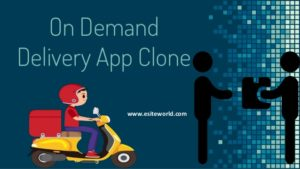 On Demand Delivery App Clone