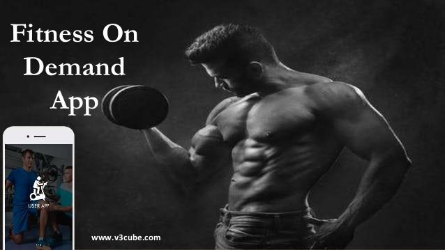 On Demand Fitness App Development