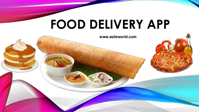 On demand food delivery app solution