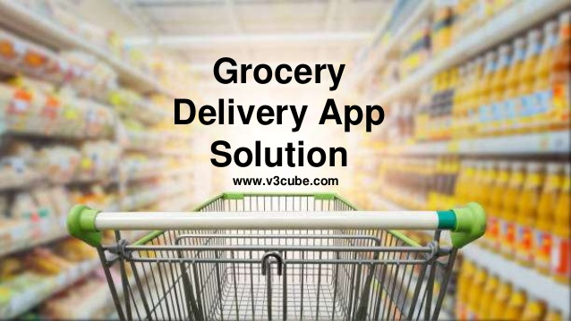 On Demand Grocery App Solution