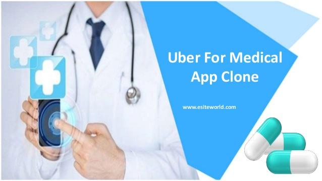 On Demand Medical Service App Clone