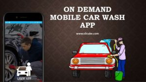 On Demand Mobile Car Wash App