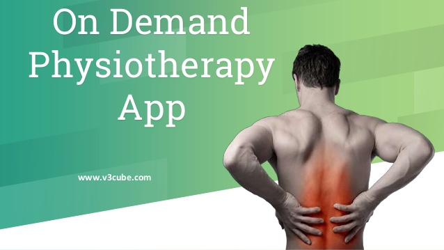 On Demand Physiotherapy App