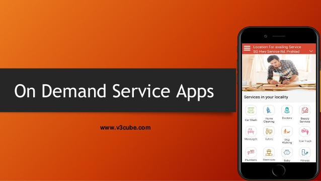 On Demand Service App Development