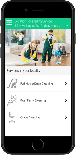 Unique Maid On Demand Services Guaranteed with the Maid On Demand App – uber for maids mai ...