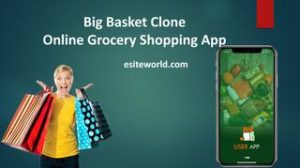 Big Basket App Clone