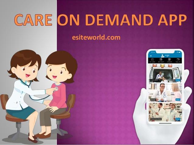 Care On-Demand App