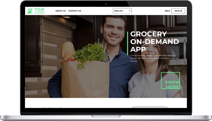 Choose plucky grocery delivery script to stand out of the crowd