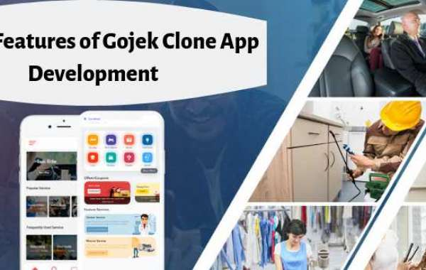 Cost & Features of Gojek Clone App Development