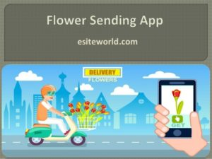 Flower Sending App