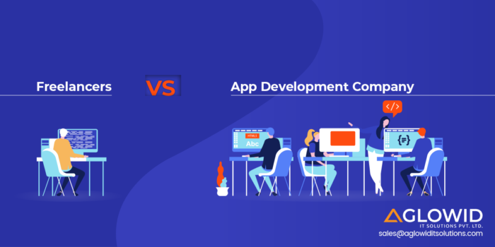 Freelancers VS App Development Company: Which One Is The Best |