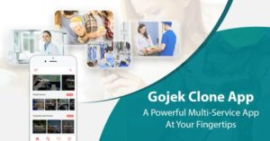 Gojek Clone App – A Powerful Multi-Service App at Your Fingertips | Red Neck Marketers