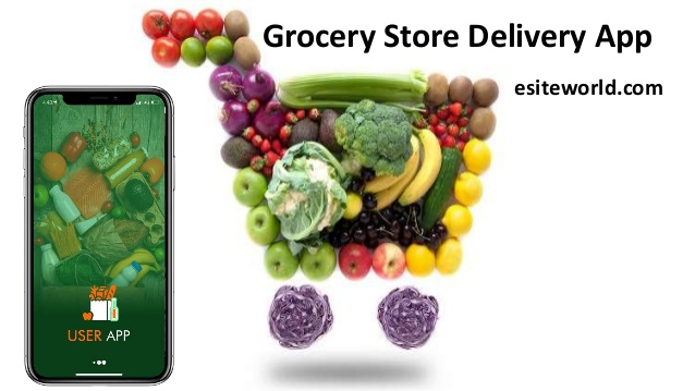 Grocery Store Delivery App