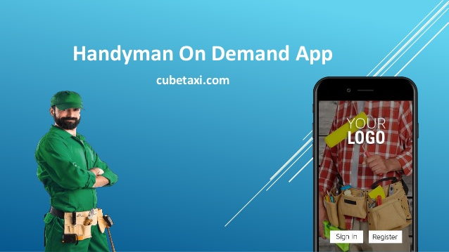 Handyman On Demand App