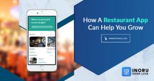 How A Restaurant App Can Help You Grow – Blog