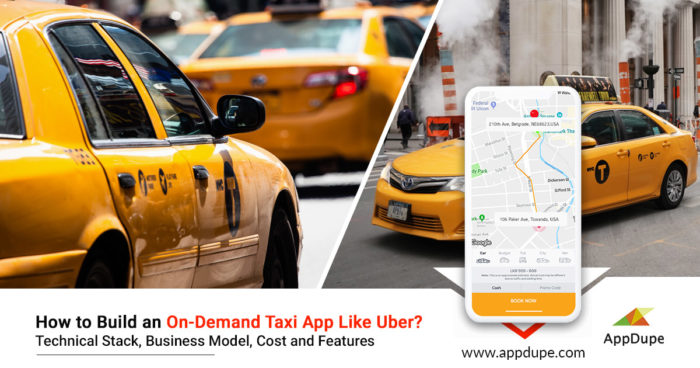 How to Build On-demand Uber Clone? Technology, Business Model, Cost, Features