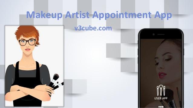 Makeup Artist Appointment App