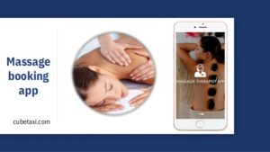 Massage Booking App