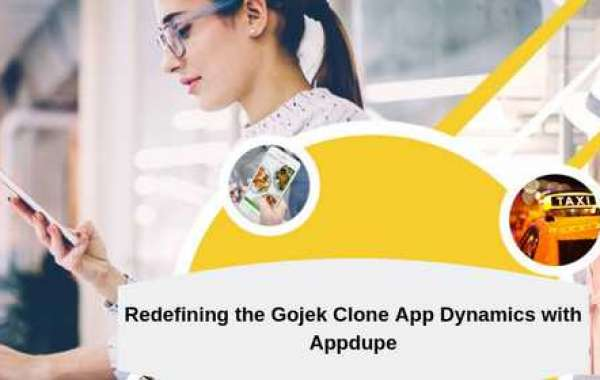 Redefining The Gojek Clone App Dynamics With Appdupe