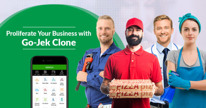 Solutions to all your needs with a Gojek app clone  On-demand solutions are a blessing in disgui ...