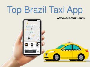 Top Brazil taxi app