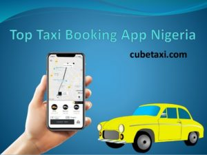Top Taxi Booking App Nigeria