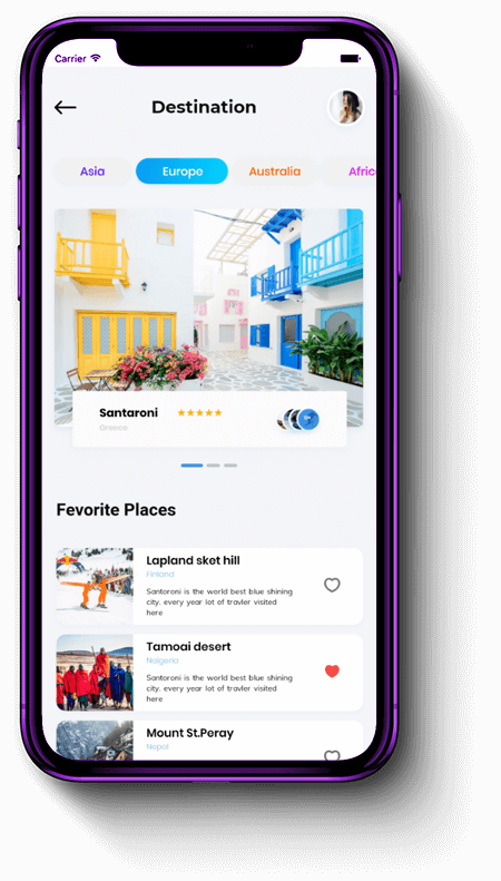 Best Travel App Development For travel & tourism business