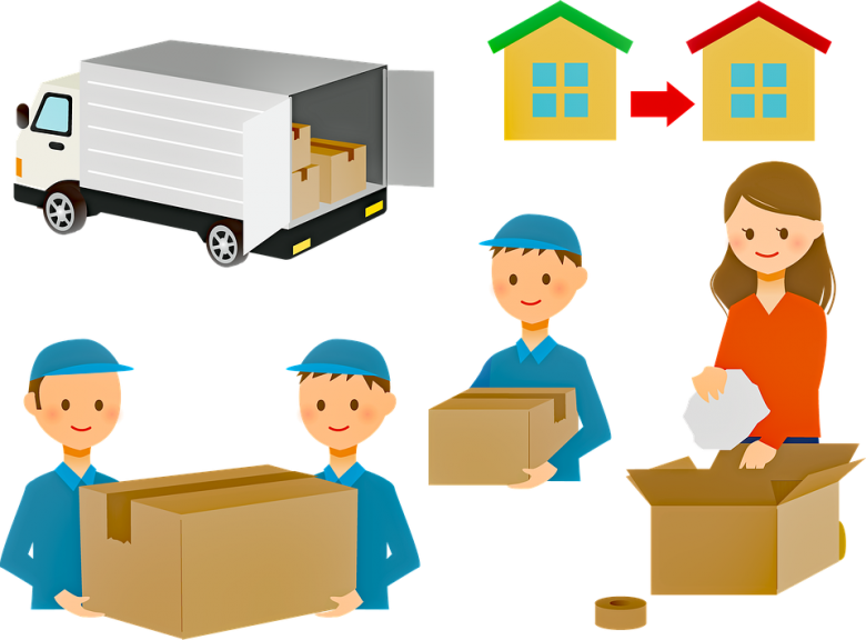 Want to relocate? We are here to help: Moving and delivery app