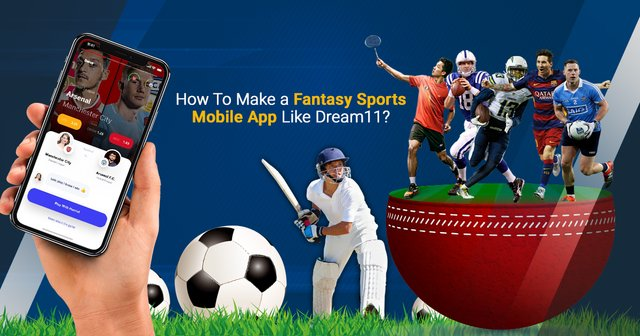 This blog is a guide to entrepreneurs who wish to create/develop a fantasy sports app like Dream ...