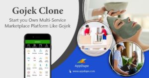 All the Services You Need Under One Roof – Gojek Clone App