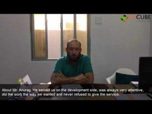Brazilian Client Review for App Development