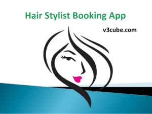 Hair Stylist Booking App
