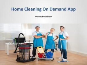 Home Cleaning On Demand App