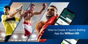 How to Create A Sports Betting App like William Hill, What Are Its Costs And Features?