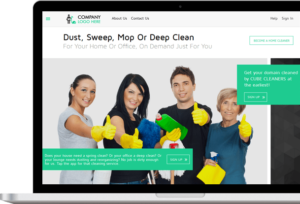 Make your workplace shiner with maid cleaning app