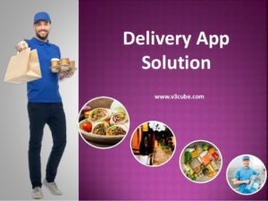 On Demand Delivery App Solution