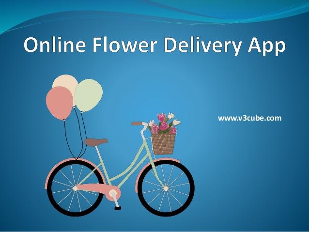 Online Flower Sending App