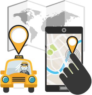 The best taxi app of Nigeria- CarXie clone