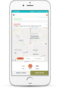 Uber Clone App – A perfect solution
