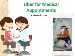 Uber for Medical Appointment App