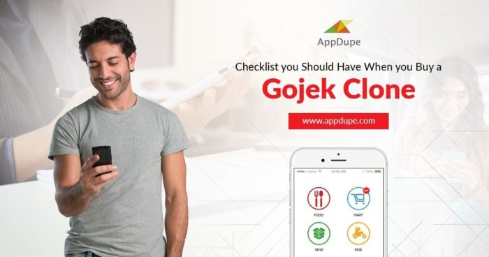 Upgrade Your Business With GoJek Clone App
