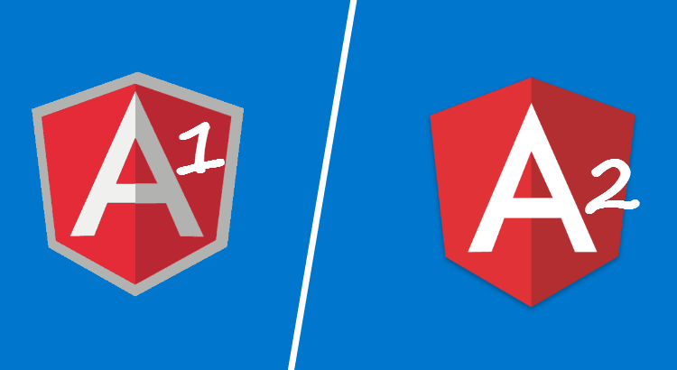 The Difference Between AngularJS 1 and AngularJS 2